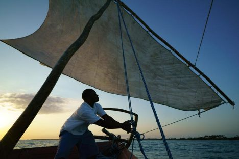 Zanzibar, the African gateway to the Indian Ocean